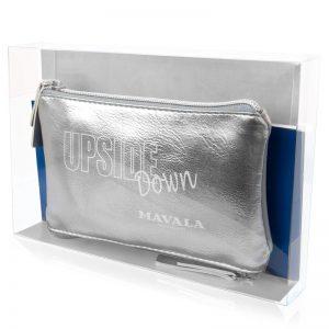 MAVALA Upside Down Mascara & Lipstick Purse Gift Set