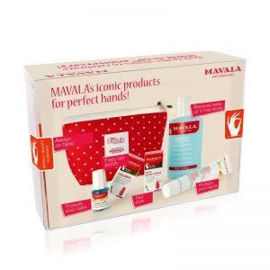 MAVALA's 60th Anniversary Purse Gift Set