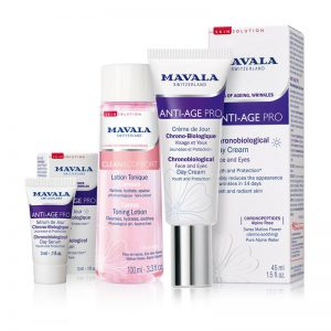 MAVALA ANTI-AGE PRO Chronological Skin Care Gift Set