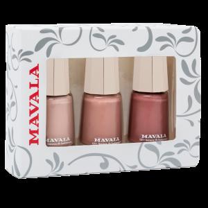 MAVALA Trio of Colour – Nude