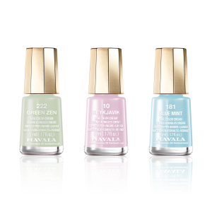 MAVALA Trio of Colour – Pastel