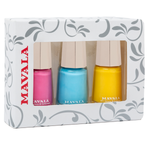 MAVALA Trio of Colour – Bright