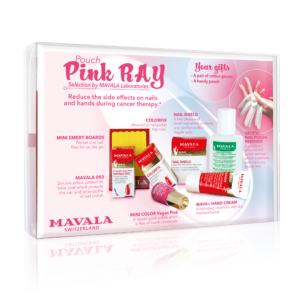 MAVALA Pink Ray Pouch
